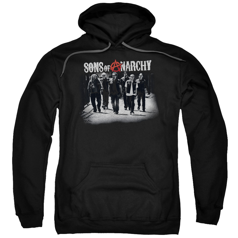 Sons Of Anarchy Rolling Deep Mens Pullover Hoodie