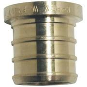 Conbraco CPXP34 Brass Pex Test Plug, 0.75 in. Pack Of 10