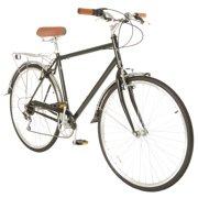 Best Men Bicycles - Vilano Men's Hybrid Bike 700c Retro City Commuter Review