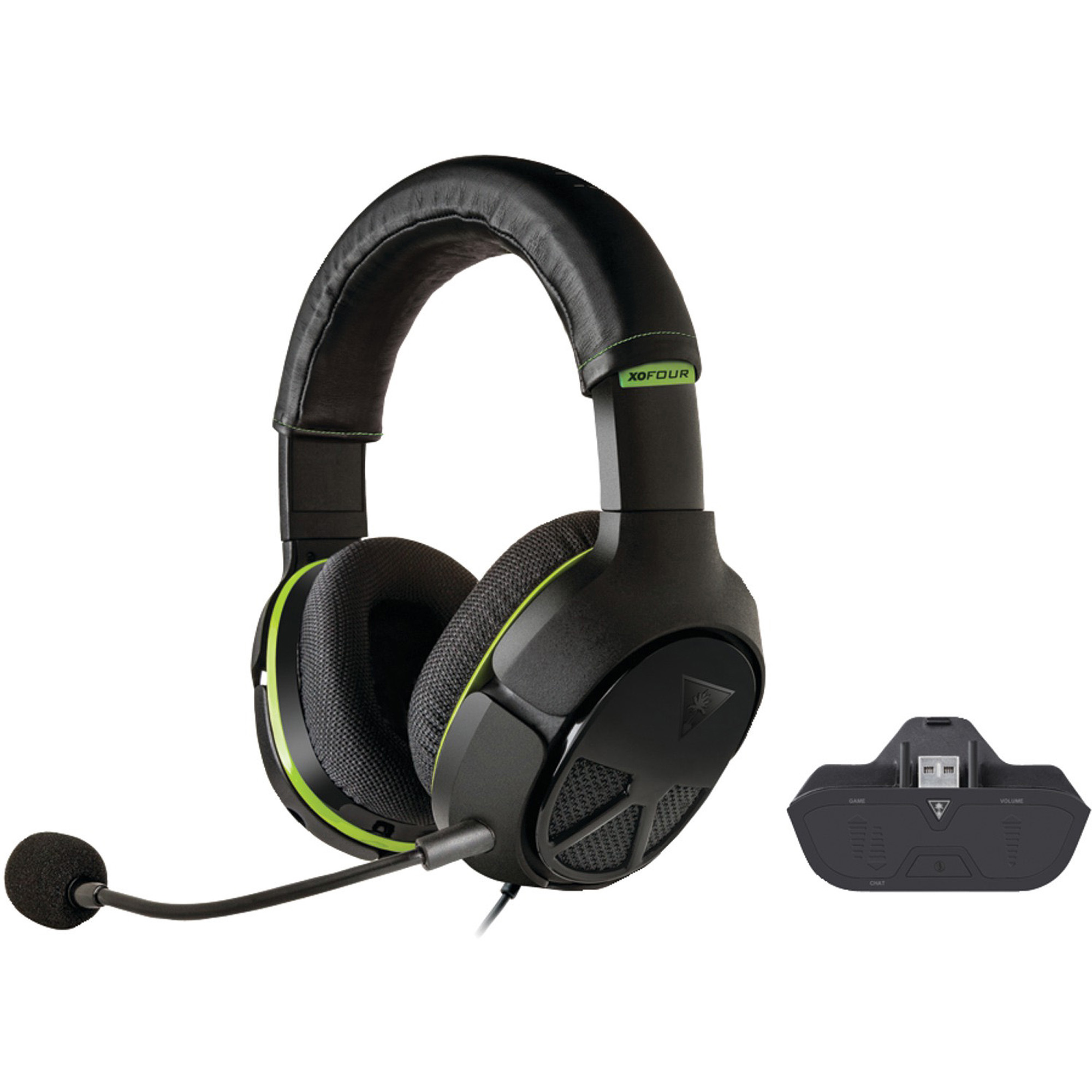 Turtle Beach TBS-2320-01 Ear Force XO Four Stealth Headset by Turtle Beach
