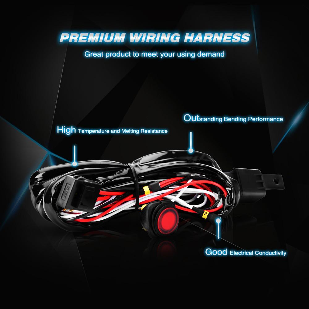6cea0c9b 9cdb 4cc5 8184 1b0e5a8f1ed3_1.35bf61a07d1c75c816be7d15e0f23d90 nilight off road atv jeep led light bar wiring harness kit 12v 40a nilight wiring harnesses at fashall.co