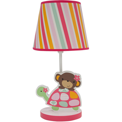 Bedtime Originals Jungle Sweeties Lamp with Shade and Bulb by Bedtime Originals
