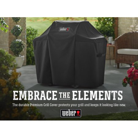 Weber Genesis II Premium Grill Cover (Best Grill Cover For Weber Genesis 330)