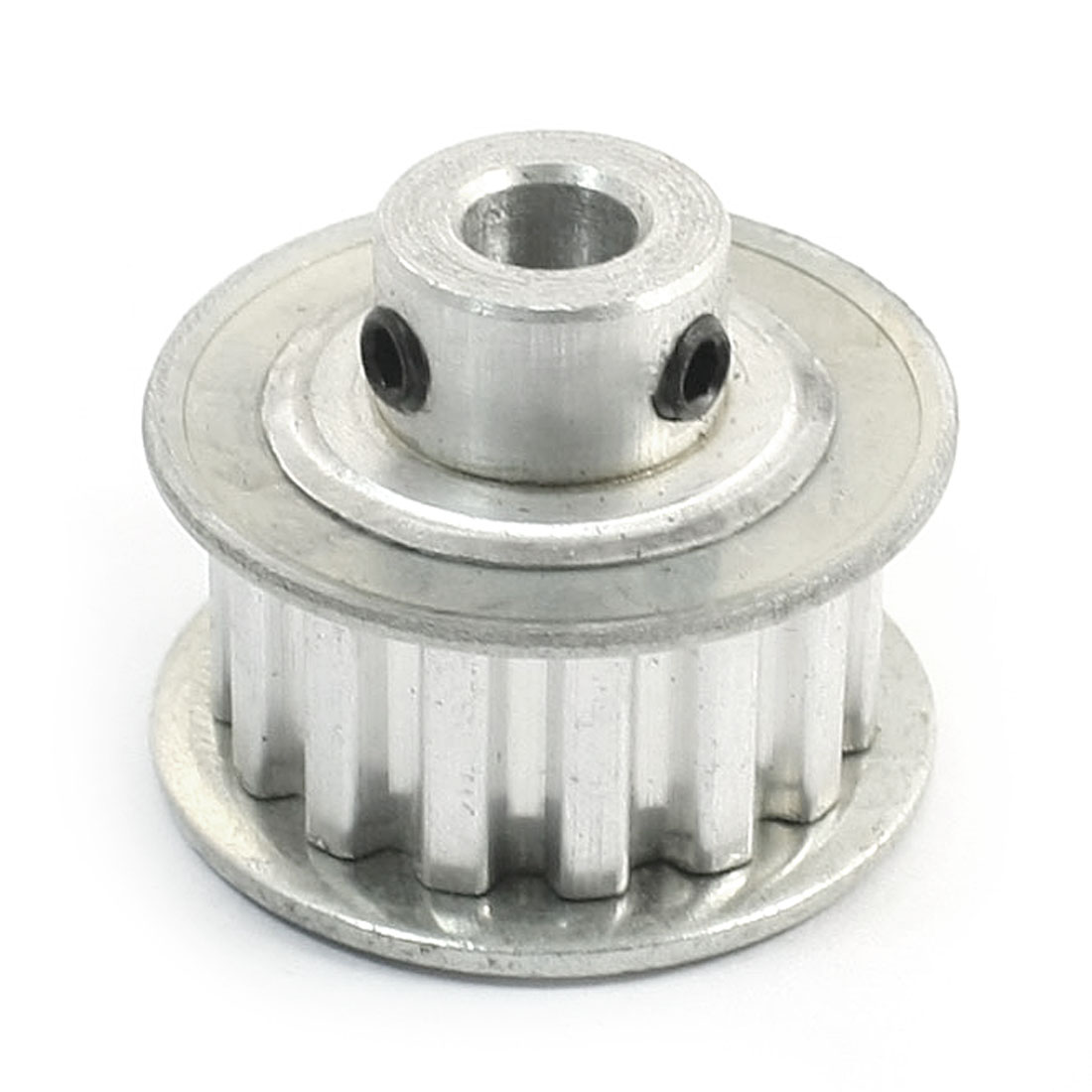 Stepper Motor Part 6mm Bore 11mm Belt Width 15-Tooth Synchronous Timing Pulley