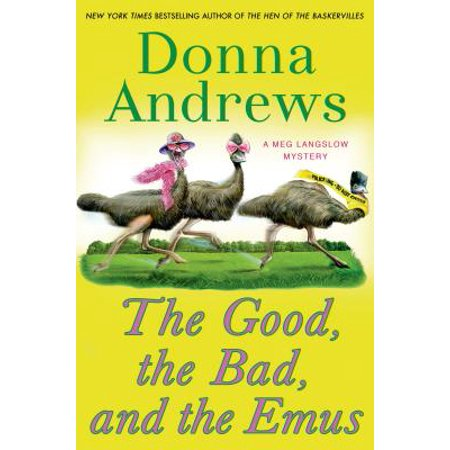 The Good, the Bad, and the Emus - eBook