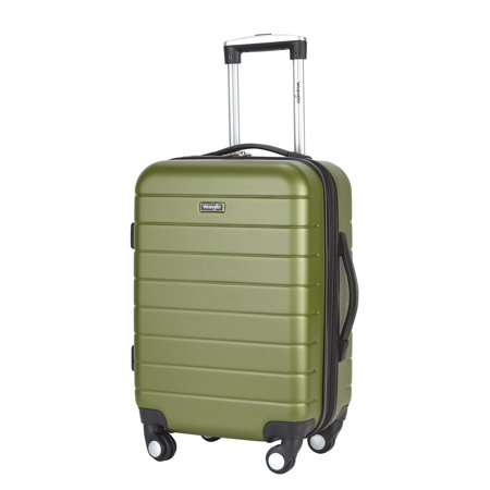 20 Expandable Spinner Rolling Carry-on w/ USB Port