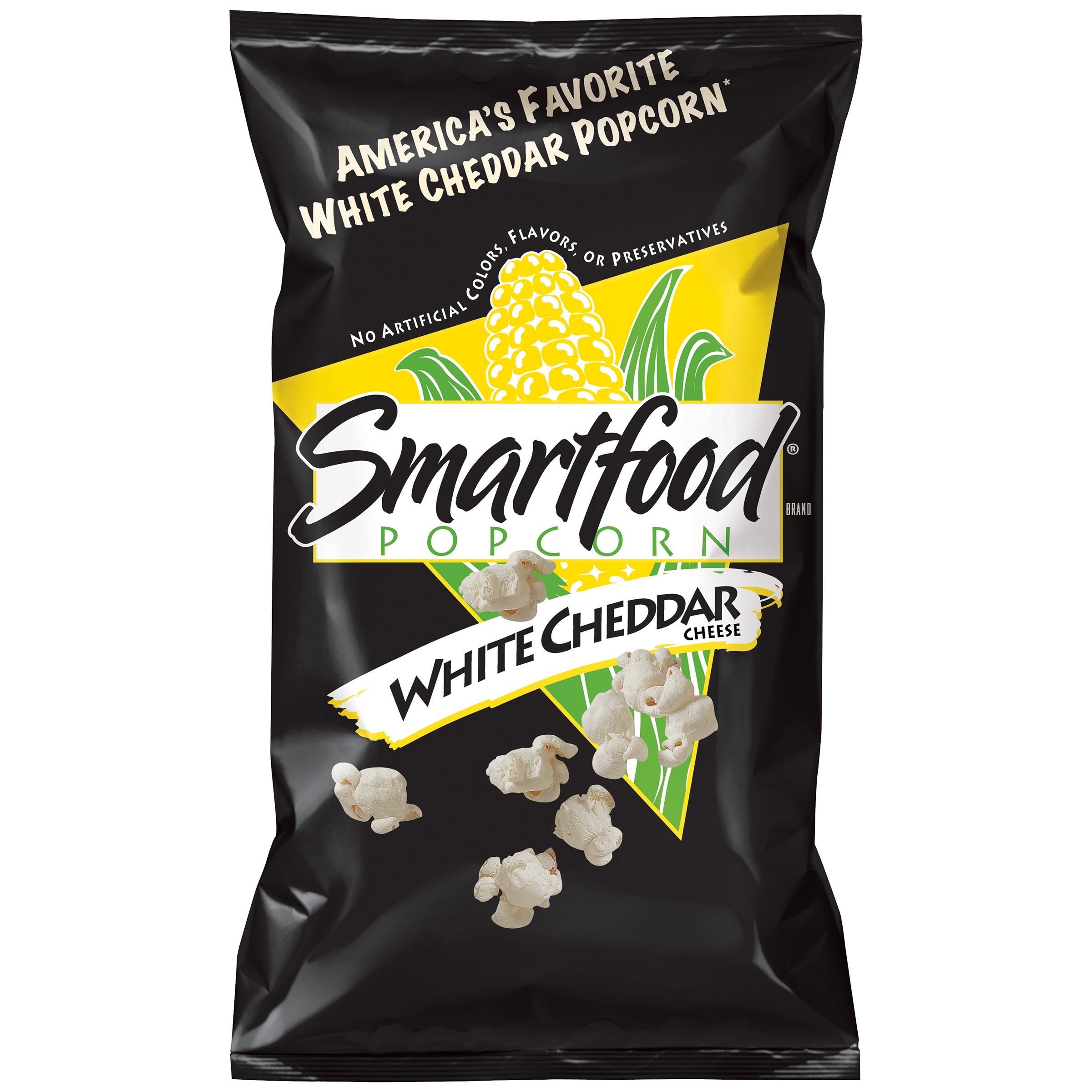 Smartfood® White Cheddar Popcorn 2.37 oz. Bag