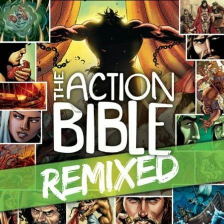 Provident-Integrity Distribut 120360 Disc Action Bible Remixed May