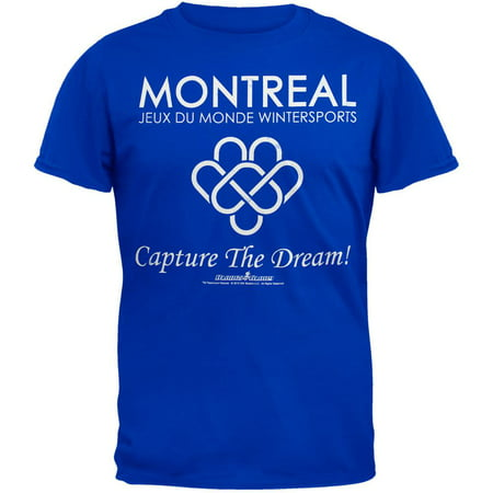 Blades Of Glory Outfits (Blades Of Glory - Montreal T-Shirt -)