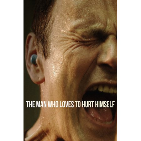 The Man Who Loves to Hurt Himself (DVD) - Love Hurts Halloween 2017