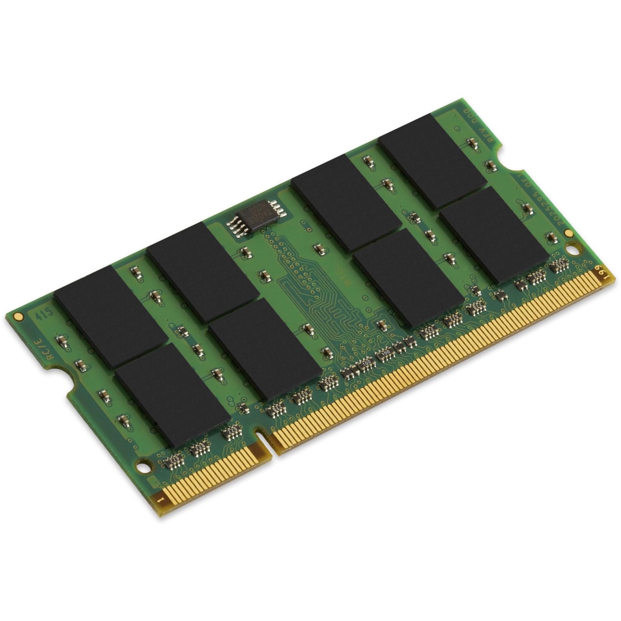 KINGSTON TECHNOLOGY DT & NOTEBOOKS  KTD-INSP6000C/2G     2GB DDR2 800MHZ