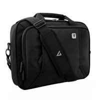 "V7 13"" Professional Frontloading Laptop Case, Black"