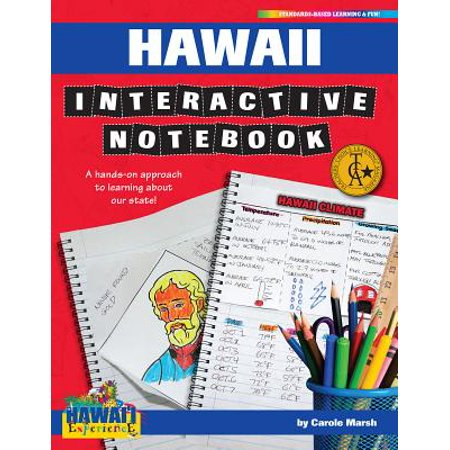 Hawaii Interactive Notebook : A Hands-On Approach to Learning about Our State! - Hawaiian Activities