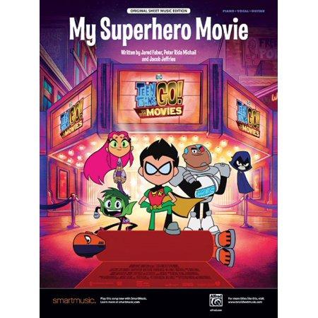 Teen Super Heros (My Superhero Movie)