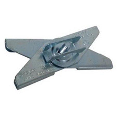 Morris 18388 T-Bar Scissor Clips - 2 inch (T-bar Scissor Clip)