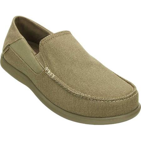 5f2ea838624 Crocs - Crocs Men s Santa Cruz 2 Luxe Loafers - Walmart.com