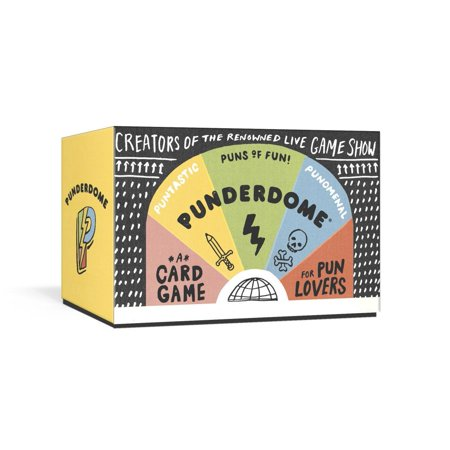 Punderdome: Punderdome: A Card Game for Pun Lovers