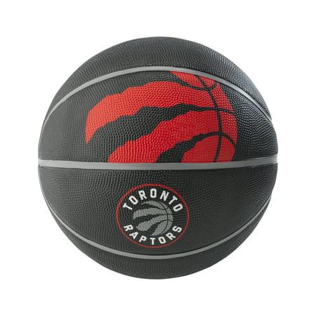 - Spalding NBA Toronto Raptors Team Logo