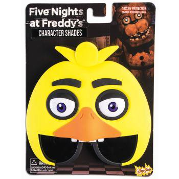 FNAF-CHICA BIRD SUNSTACHES