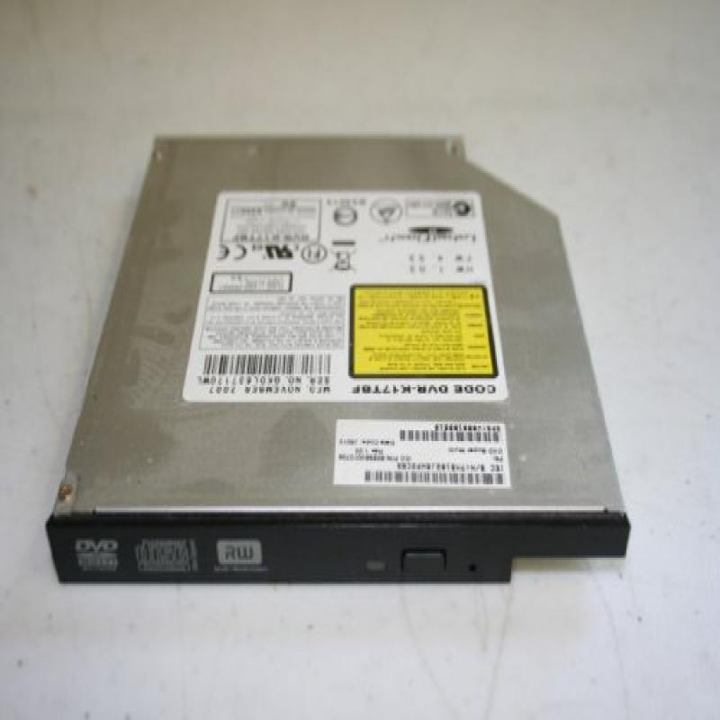 Toshiba Satellite A215 Dvr-k17tbf IDE Dvd+rw Cd-rw Multi Burner Drive Original