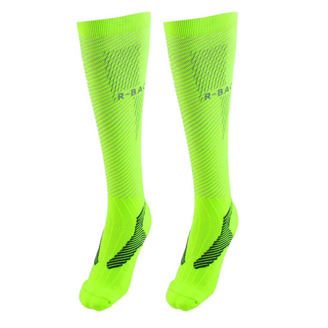 R-BAO Authorized Tennis Cotton Blend Compression Sports Cycling Socks