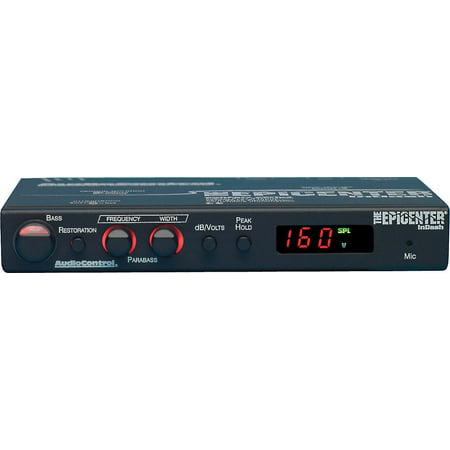 Audio Control EPICENTERINDASH Bass Restoration - Bass Restoration Signal Processor