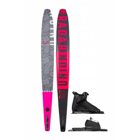 Radar Women's Union Water Ski w/ Prime Boot & ARTP