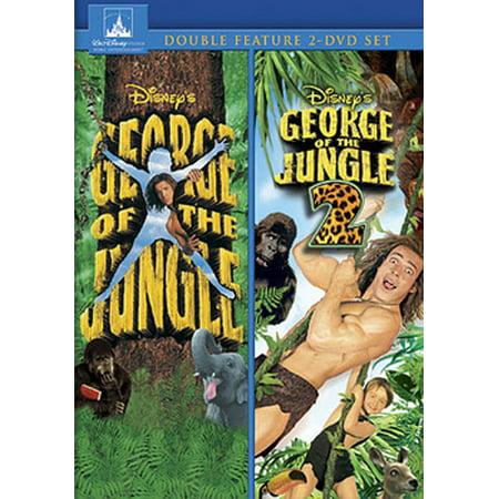 - George Of The Jungle / George Of The Jungle 2 (DVD)