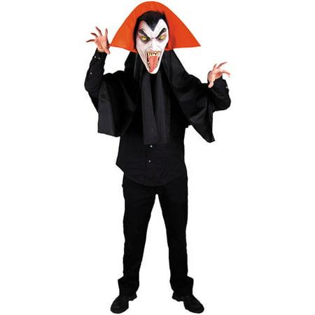 Gangly Gang Vampire Adult Halloween Mask