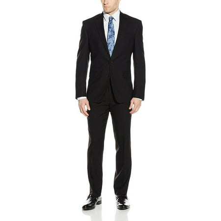 Men's Slim & Ultra Slim-Fit 2-Piece Single Breasted Suit Set -