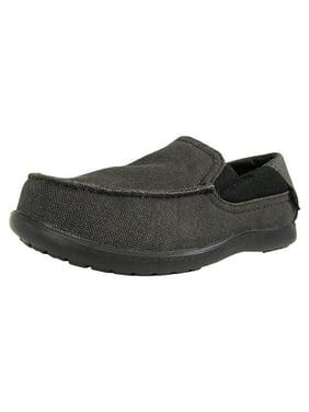Crocs Boys' Junior Santa Cruz II GS Loafer (Ages 7+)