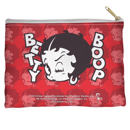 Betty Boop 1930's Animated Character Icon Forty Winks Accessory Pouch
