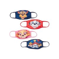 4-Pack Paw Patrol Hero Faces Covering Mask