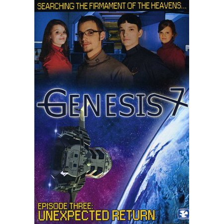 Genesis 7 Episode 3: Unexpected Return (DVD) - Martin Halloween Episodes