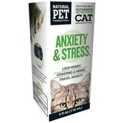 Natural Pet Anxiety & Stress for Cats, 4 oz