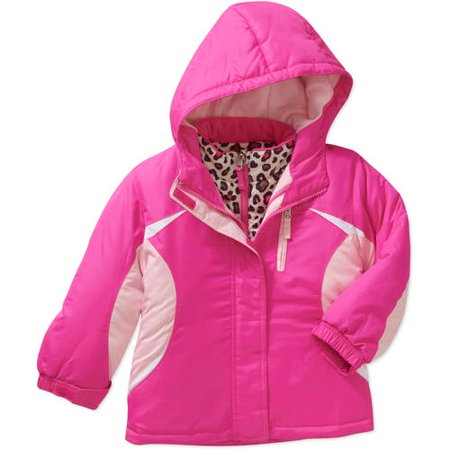 376c94c45f64 Healthtex - Baby Toddler Girl 3 in 1 Ski Snowboard Jacket with ...