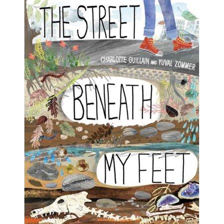 The Street Beneath My Feet (Hardcover)