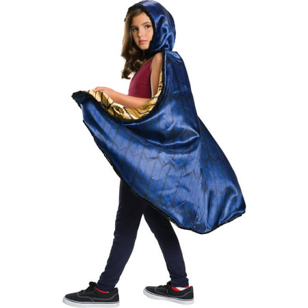 Deluxe Wonder Woman Cape Child Halloween Costume - Kiss Halloween Costume Women