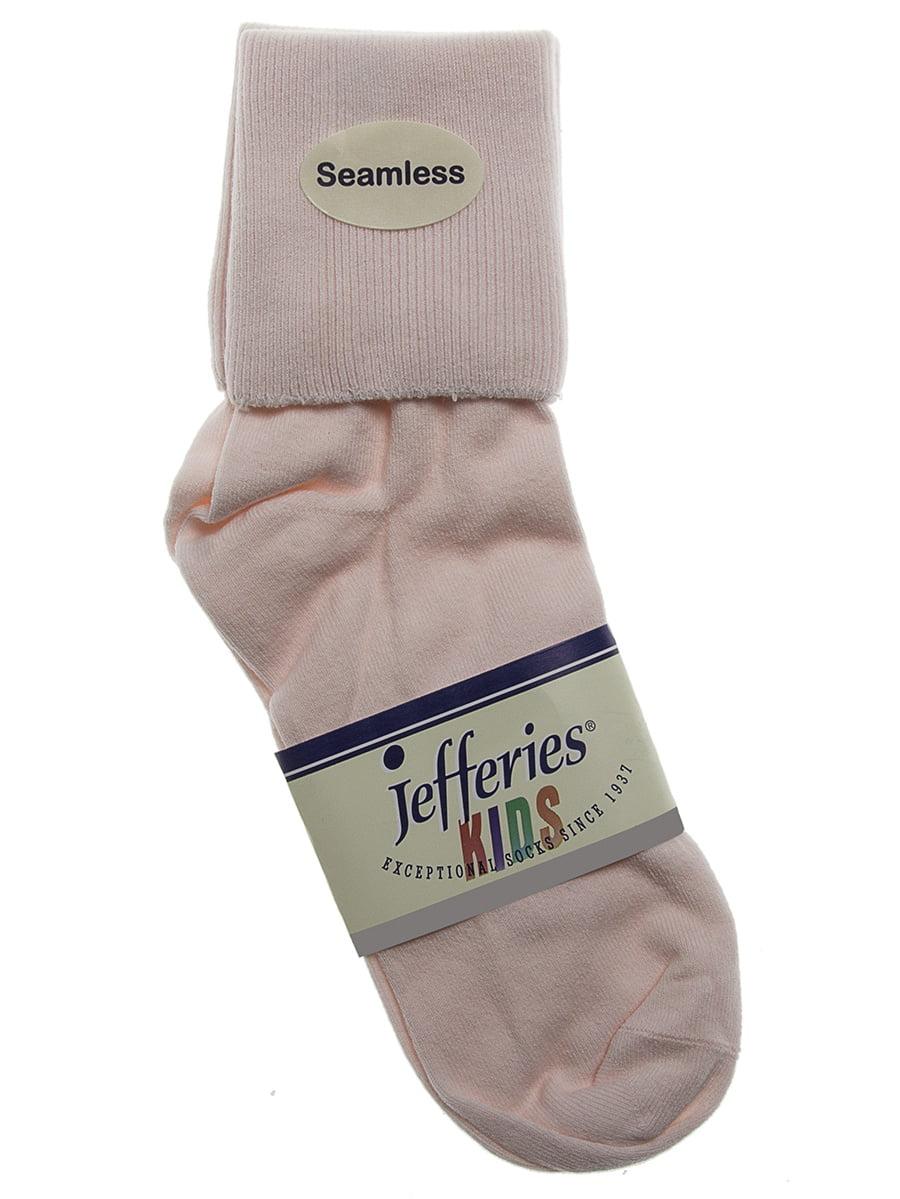6 Pairs Jefferies Girl's Turn Cuff Children Socks Set For Newborn Toddler Baby Kids Clothes