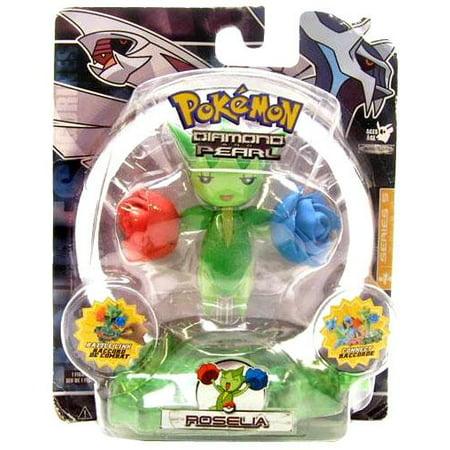 Pokemon Battle Link Series 5 Roselia Action Figure (Pokemon Roselia)