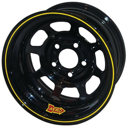 Aero 58-184730 58 Series 15x8 Wheel, SP, 5 on 4-3/4 BP, 3 Inch
