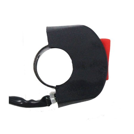Motorcycle Bicycle Refit 22mm Handlebar Mounting Switch Button for LED Headlight - image 1 of 4