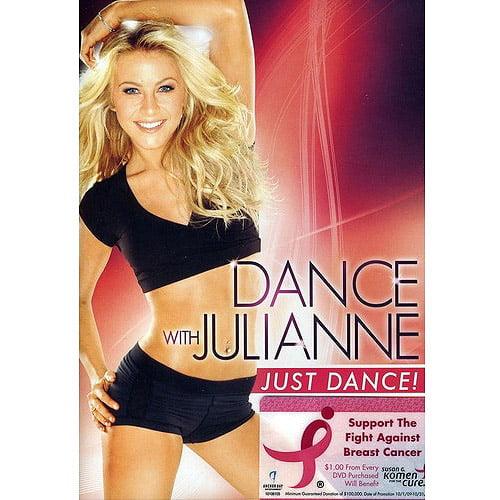 Dance With Julianne: Just Dance! (Susan G. Komen Edition) (Full Frame)