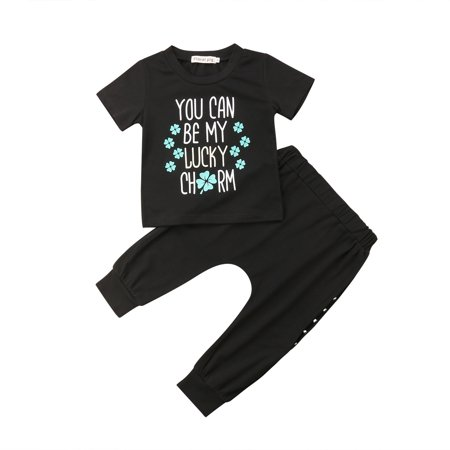 90e7118c4 Emmababy - New Toddler Kid Baby Boys Girl Outfits Clothes T-shirt ...