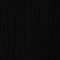 """AK TRADING CO. 50"""" Wide - 100% Cotton Island Breeze Gauze Fabric - Perfect for Apparel, Swaddles, Crafts, Home, Photoshoots, DIY Projects. (Black, 5 Yards)"""