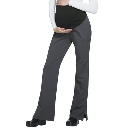 Women's Stretch Rayon Flexible Maternity Scrub Pant