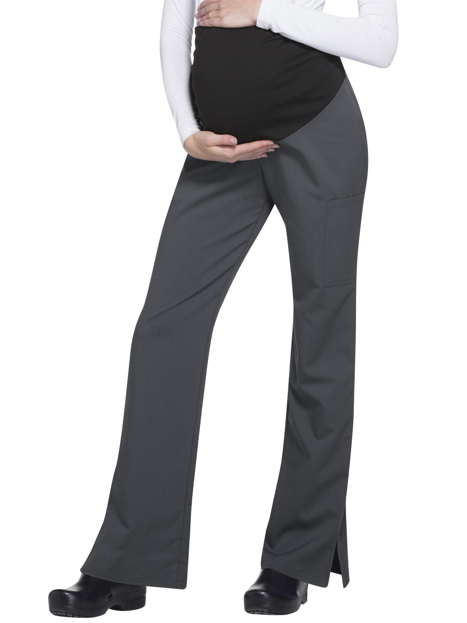Women's Stretch Rayon Flexible Maternity Scrub Pant