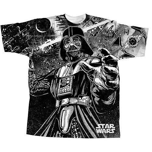 Men's Star Wars Short Sleeve Licensed Graphic Tee