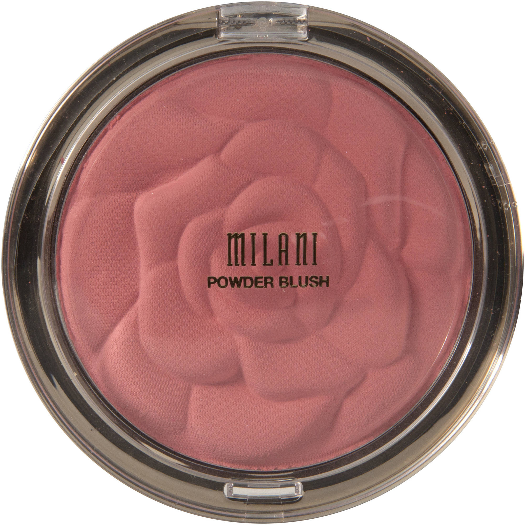Milani Powder Blush, 01 Romantic Rose, .6 oz