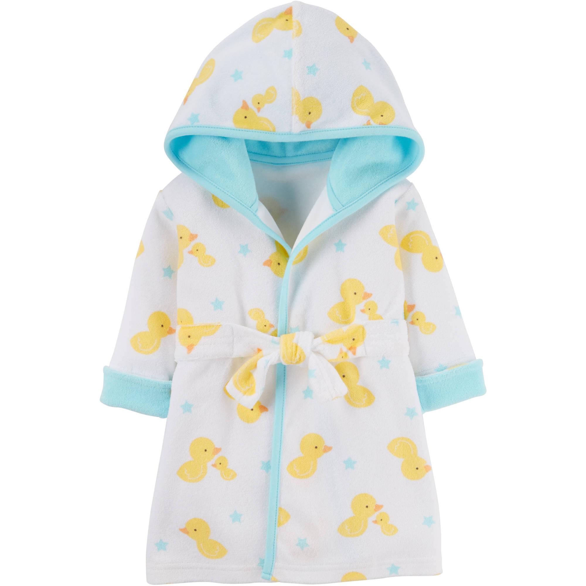 Child Of Mine by Carter's Newborn Baby Boy or Girl Unisex Robe